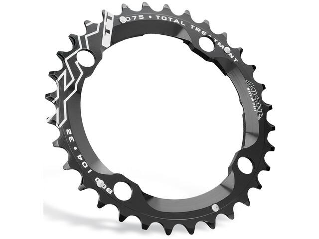 Miche XM TT E-Bike Chainring 9/10-speed for Bosch/Brose/Yamaha